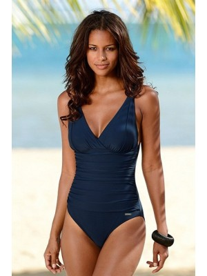 SOFT CUP RUCHED ONE PIECE